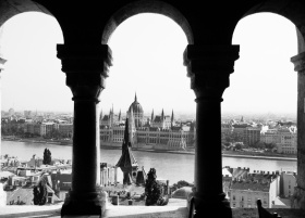 Duna River, Budapest, Hungary