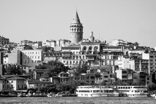 Illichivsk-Derince River, Istanbul, Turkey