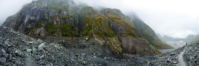 Franz Josef Glacier, Westland Tai Poutini National Park, South Island