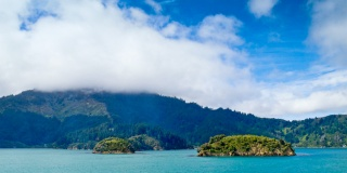 Marlborough Sound, South Island