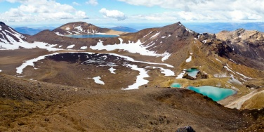 Tongariro National Park, North Island