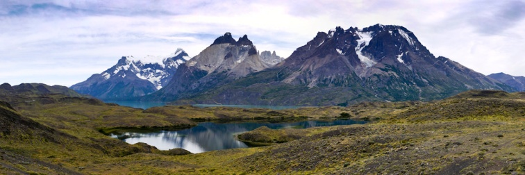 Torres del Paine National Park, Chilean Patagonia