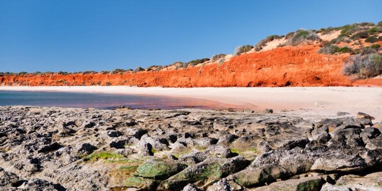 Bottle Bay, Francois Peron National Park, Shark Bay, Western Australia