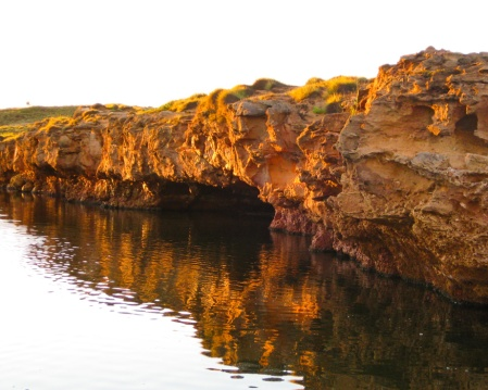 Biggada Creek, Barrow Island