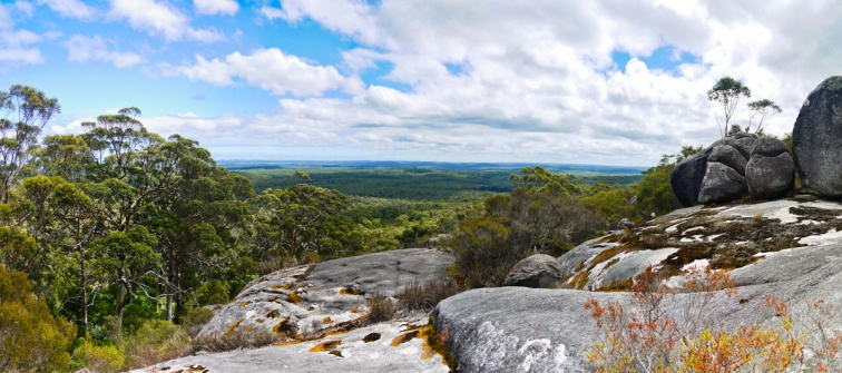 Mount Pingerup, D'Entrecasteaux National Park