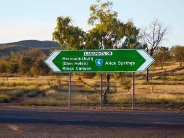 Larapinta Drive, Northern Territory
