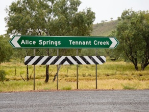 Stuart Highway, Northern Territory
