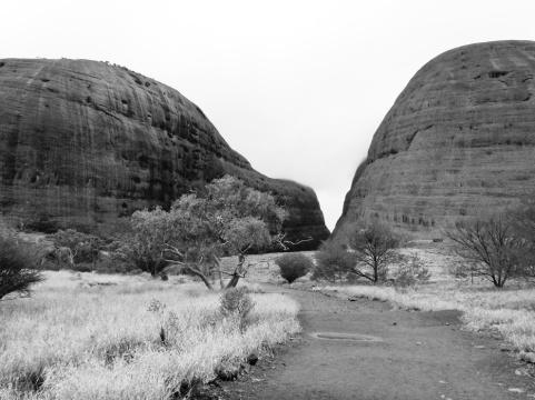 The Olgas, Kata Tjuta National Park, Northern Territory