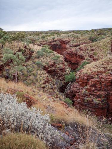 Hancock Gorge, Karijini National Park, Western Australia
