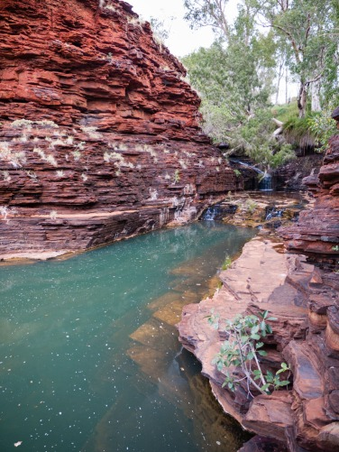 Kalamina Gorge, Karijini National Park, Western Australia