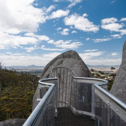 Granite Skywalk, Castle Rock, Porongurup National Park