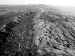 Flinders Ranges from the Air, South Australia