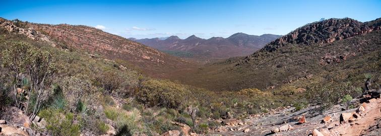 Mary Peak, Flinders Ranges, South Australia