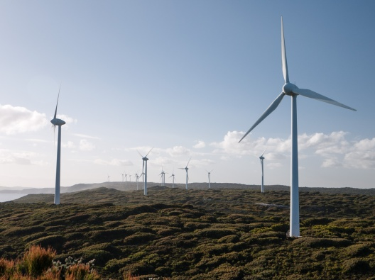 Albany Wind Farm, Torndirrup National Park