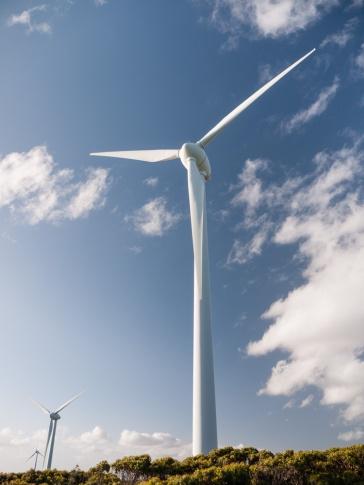 Albany Wind Farm, Torndirrup National Park