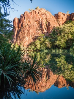 Middle Gorge, Lawn Hill National Park, Queensland
