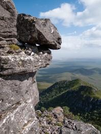 Balancing Rock, Mount Toolbrunup, Stirling Range National Park