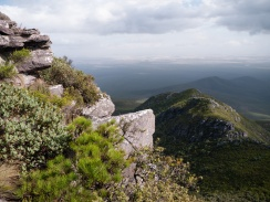 Stunning Vegetation of Toolbrunup Peak, Stirling Range National Park