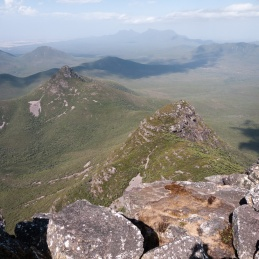 Surrounding Landscape, from Mount Toolbrunup, Stirling Range National Park