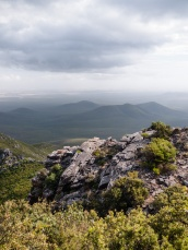 Surrounding Landscape, from Mount Toolbrunup, Stirling Range National Park