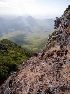 Contrasting Vegetation of Mount Toolbrunup, Stirling Range National Park
