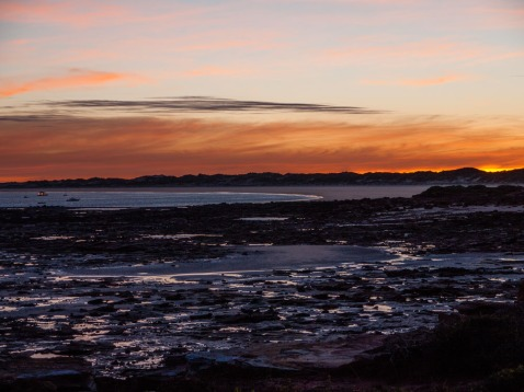 Sunrise over Gantheaume Point, Broome, Western Australia