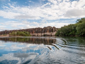 Geikie Gorge National Park, Western Australia