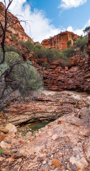 Temple Gorge, Kennedy Ranges National Park, Western Australia