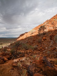 Escarpment Trail, Kennedy Ranges National Park, Western Australia
