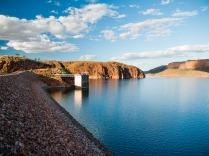 Dam Wall, Lake Argyle, Western Australia