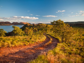 Pannikin Lookout, Lake Argyle, Western Australia