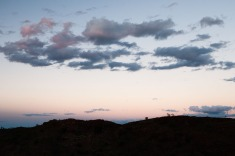 Sunset at Lake Argyle, Western Australia