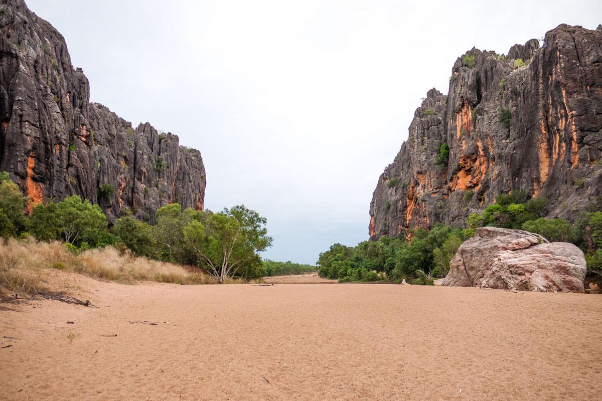 Windjana Gorge National Park Enviro Guide Wa