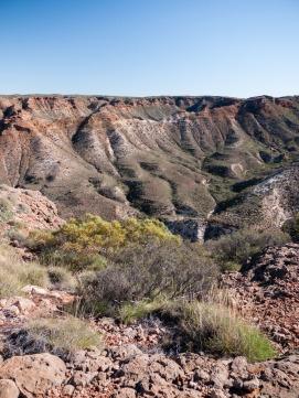 Charles Knife Canyon, Cape Range National Park, Western Australia