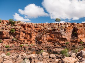 Sir John Gorge, Mornington Sanctuary, Kimberleys, Western Australia