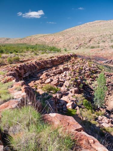 Dimond Gorge, Mornington Sanctuary, Kimberleys, Western Australia