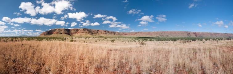 View from Fitzroy Bluff Lookout, Mornington Sanctuary, Kimberleys, Western Australia