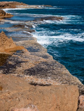 Blowholes, Quobba Station, Western Australia