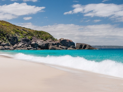 Shelley Beach, West Cape Howe National Park