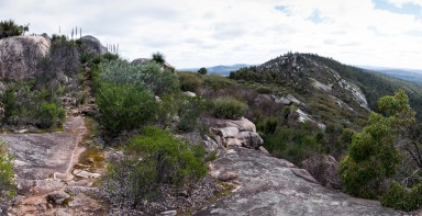 Stunning vistas from Mount Cooke, Monadnocks Conservation Park